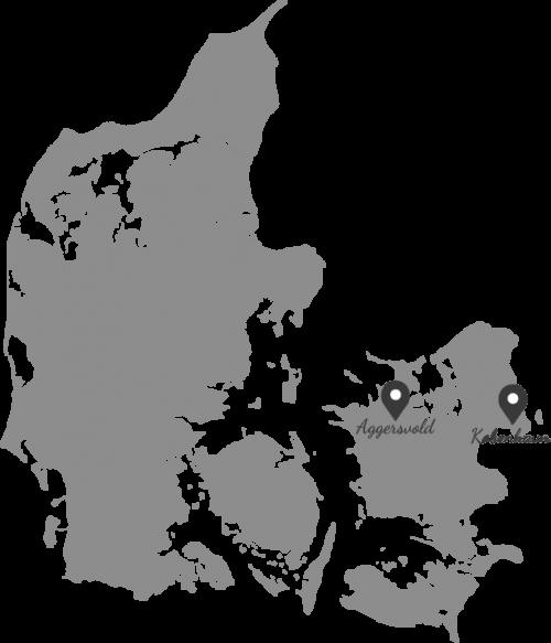 kort-Aggersvold-koebenhavn